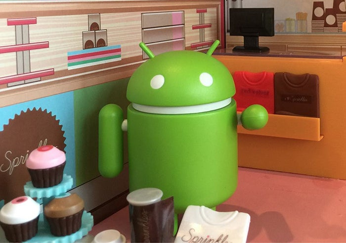 Android recipes kitchen app google update