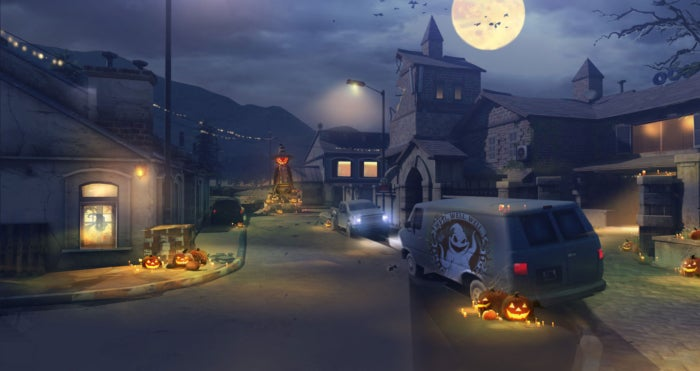 Call of Duty Mobile Halloween event