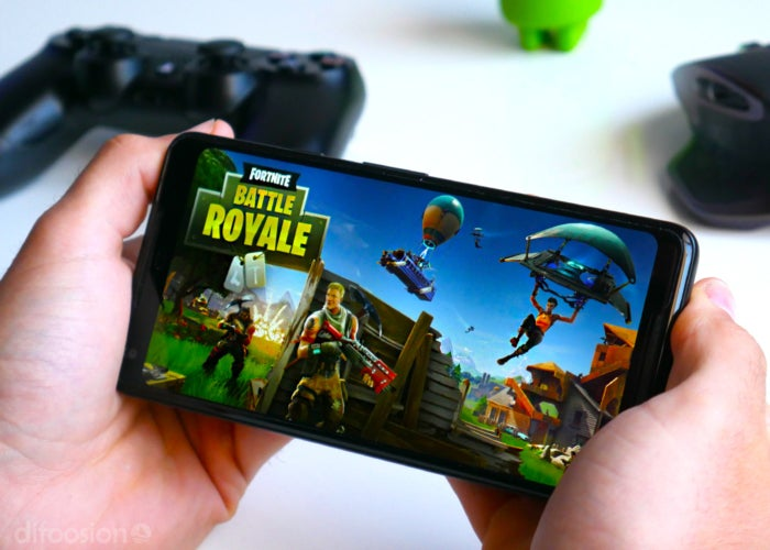 Fortnite for Android is updated: support for new mobiles and voice chat