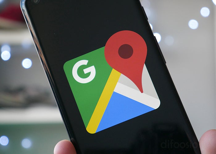 Google Maps, maps application for Android