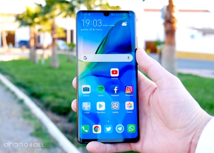 Huawei P30 Pro, featured image