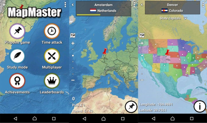 MapMaster for Android