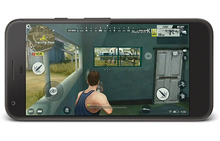 PUBG Android Gameplay Download