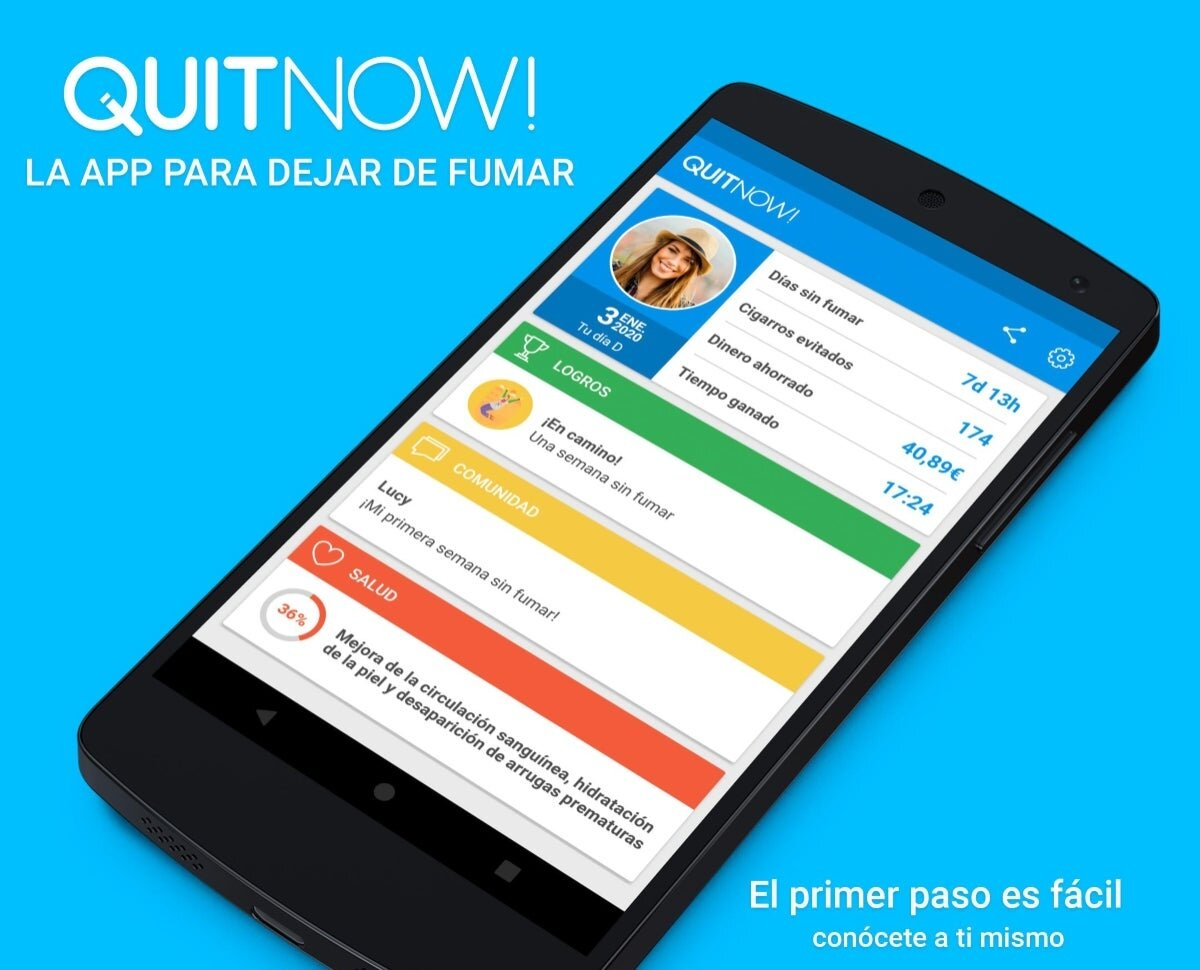 QuitNow App!  for android