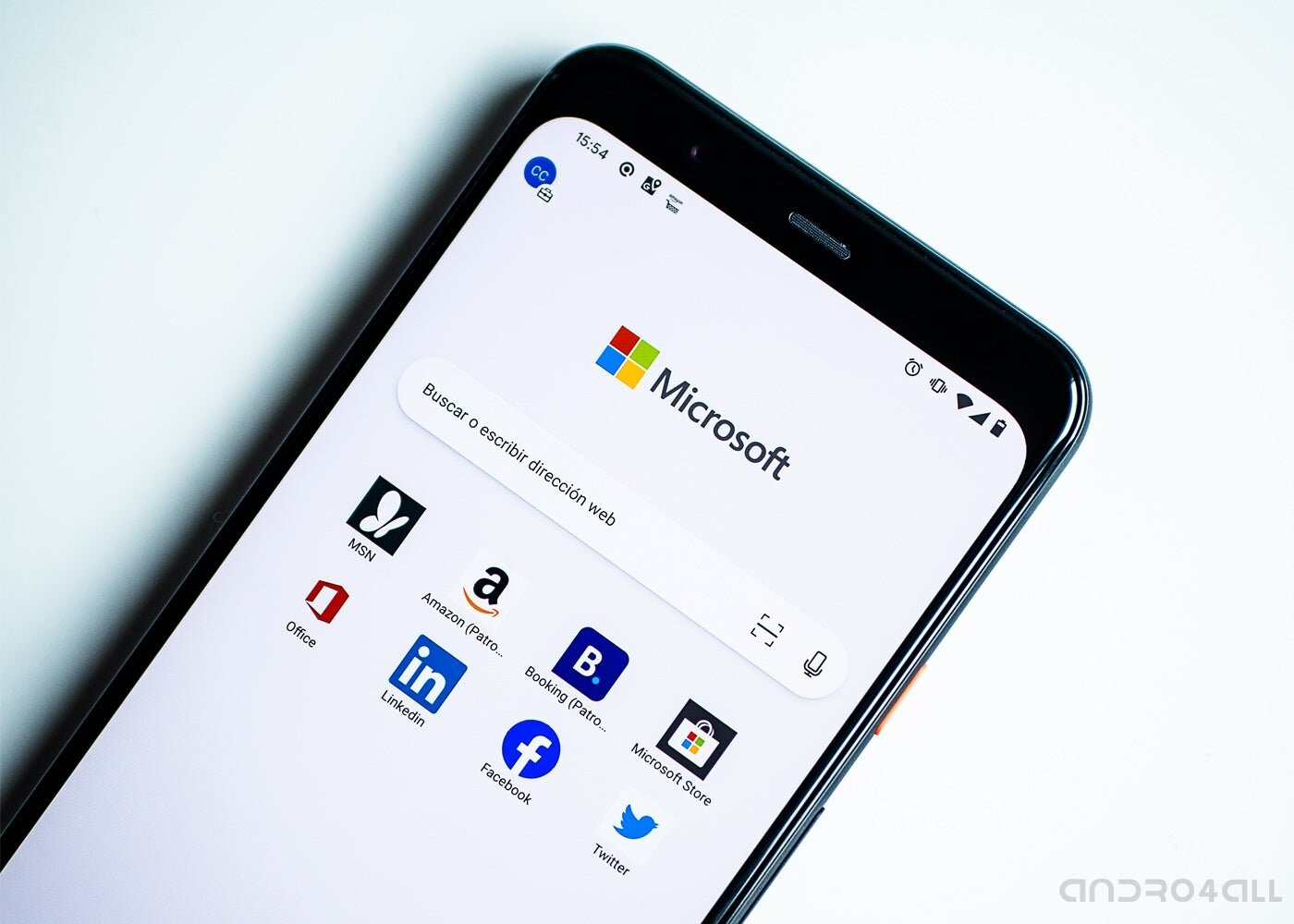 Microsoft Edge for Android