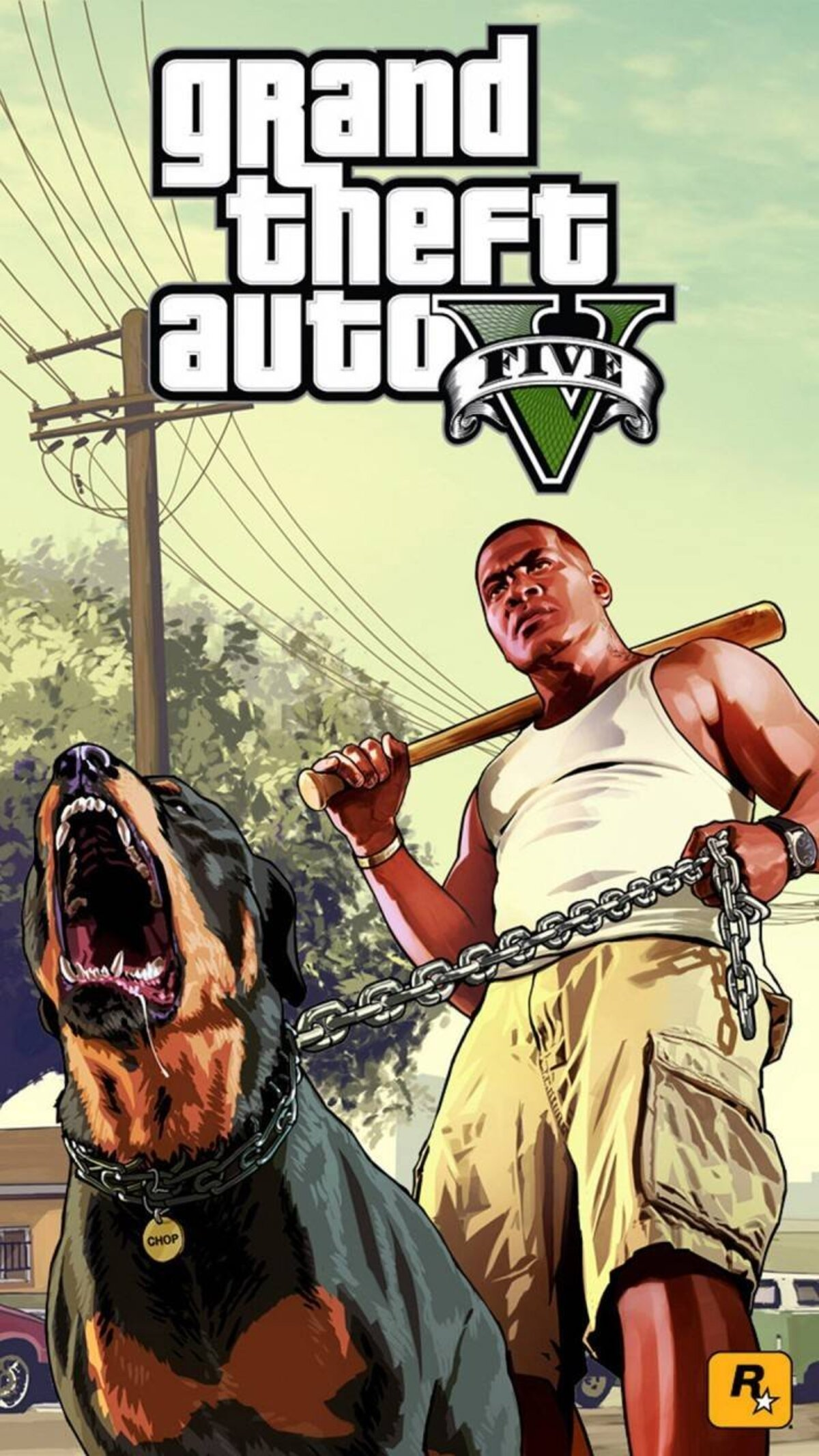 The best GTA V wallpapers that you can put on your mobile