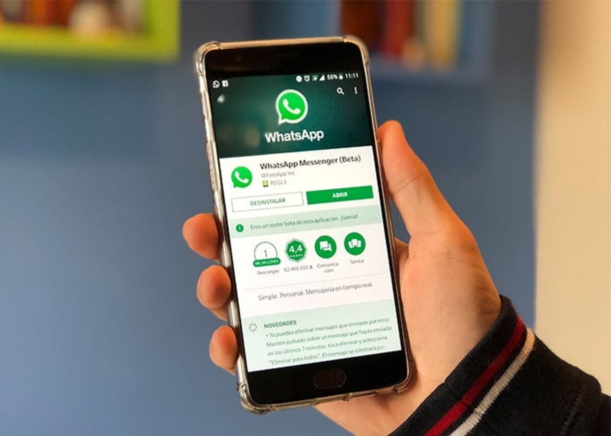 Download WhatsApp for free on Android in 2018