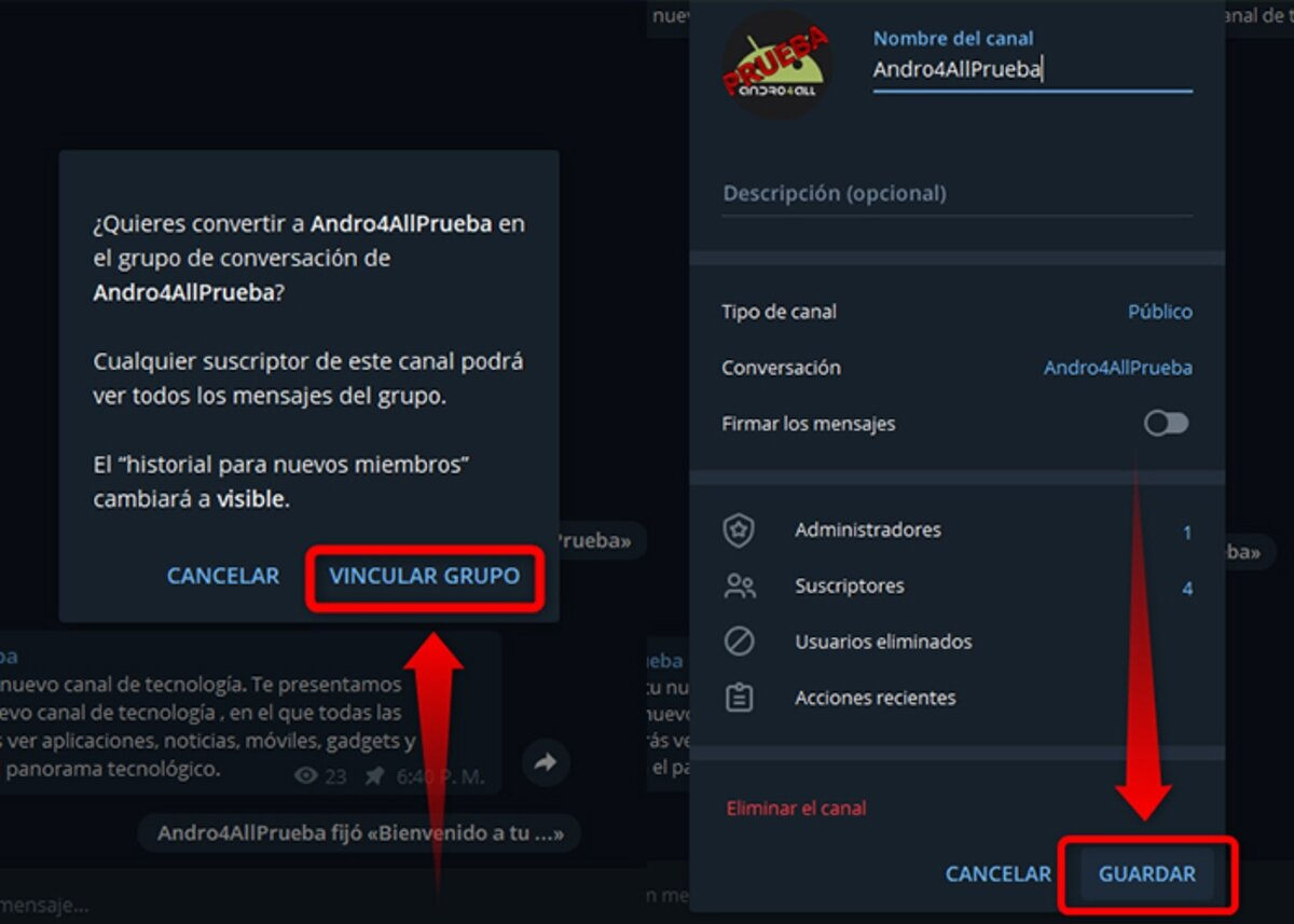 save changes for users to interact in comments