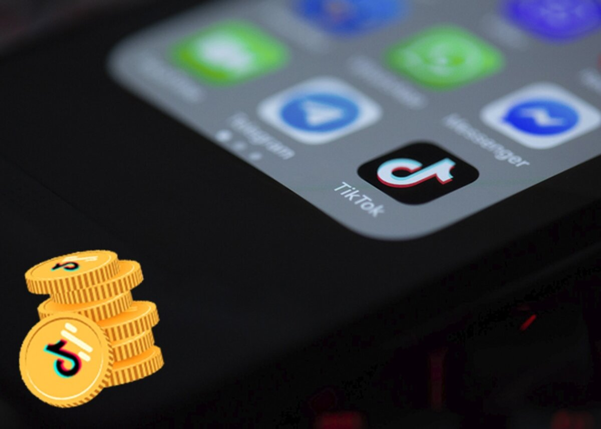 How to recharge coins on TikTok for free