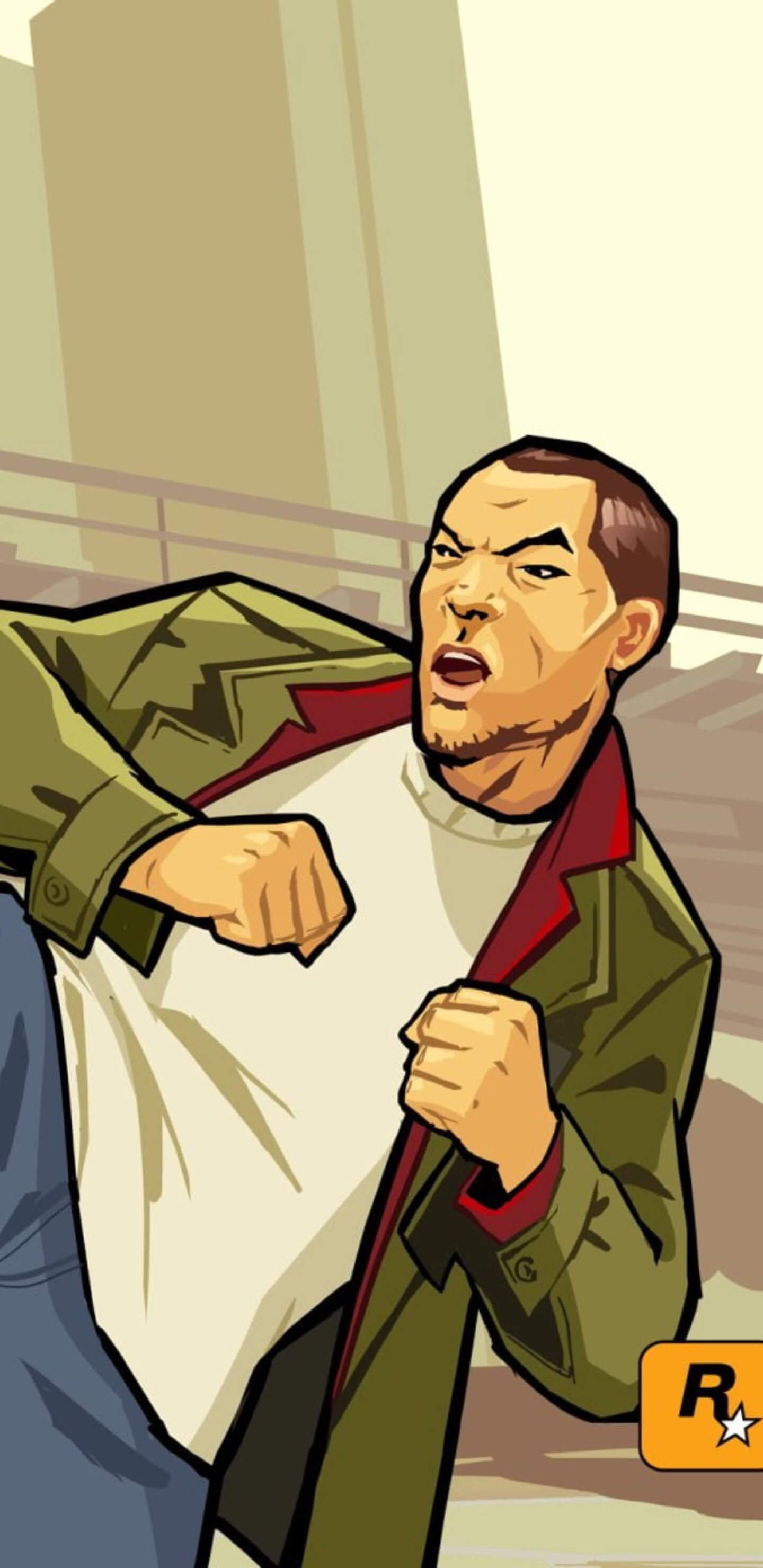Best Grand Theft Auto: Chinatown Wars wallpapers