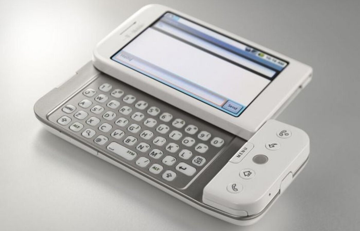 Image of the HTC Dream
