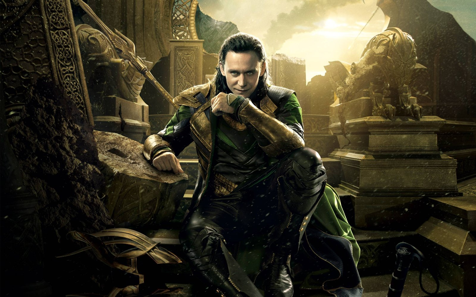 Download for free the best wallpapers of Loki, the new Marvel series on Disney +