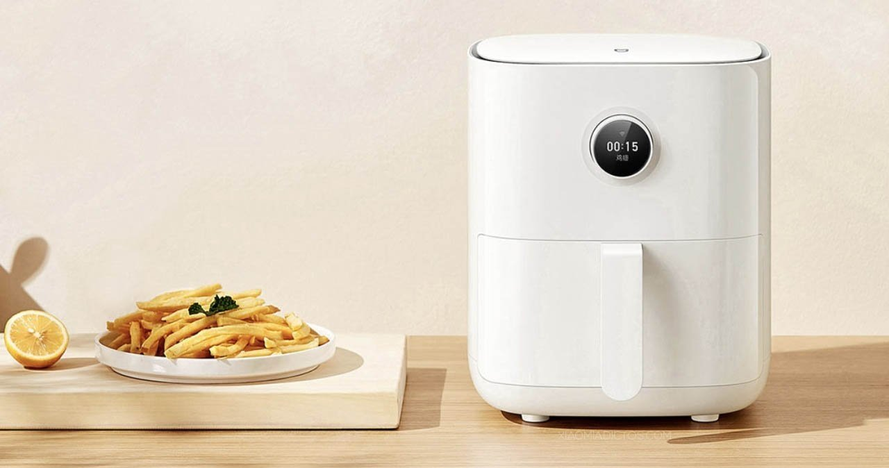 Xiaomi's new smart air fryer arrives in Spain for a price of 100 euros