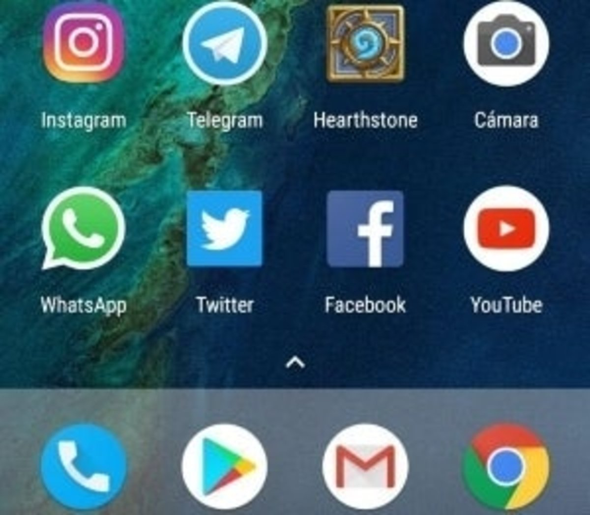 Android 7.1 Nougat, news: support for circular icons