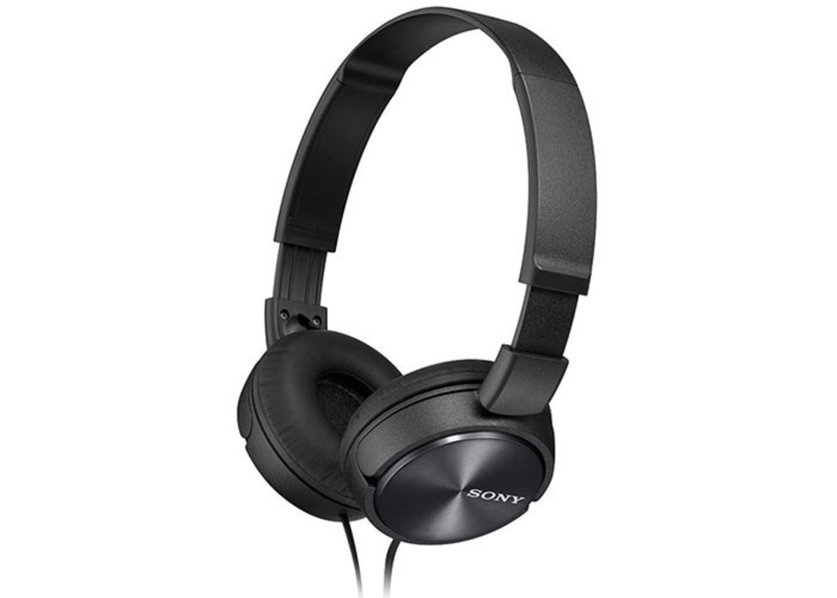 Sony MDR, over-ear headphones